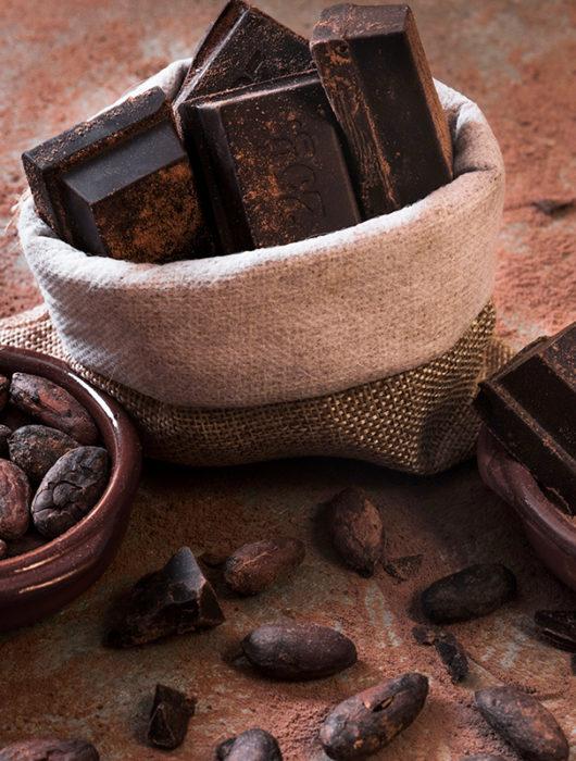Do cacau ao chocolate – um processo com mais de 3000 anos