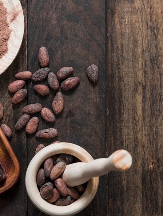 Do cacau ao chocolate – as fases de produção